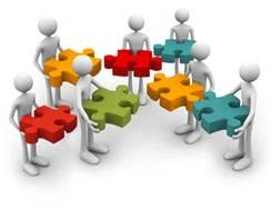 Strong leaders help you put the pieces together