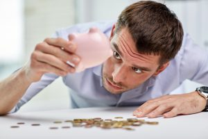 Financial failures can jump start personal growth